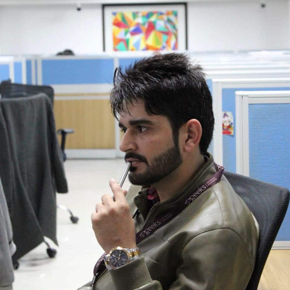 Nash Karwasra aka Naresh Kumar from Geeks Technical Solutions